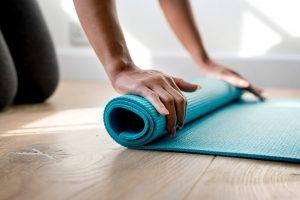 Seniors 2020 spring yoga is on!